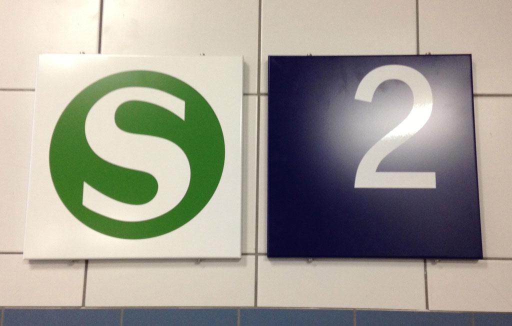 Erlangen Gleis 2
