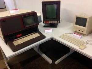 Von Linotronic zu Apple Macintosh